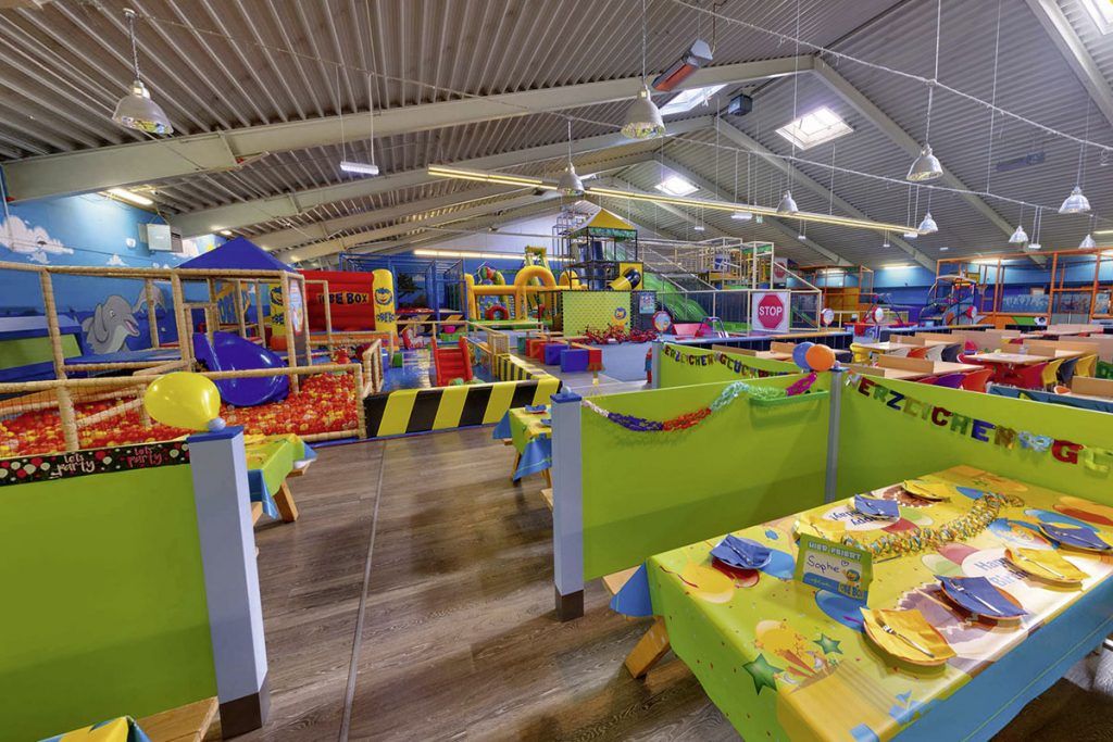 Tobebox Oberhausen Indoorspielplatz Contigo Indoortainment Indoor Playground