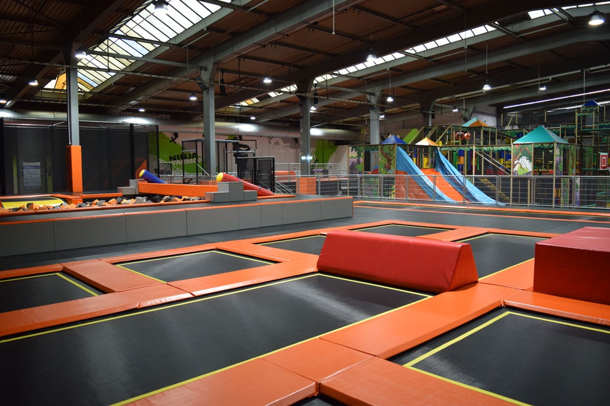 Trampolinhalle Limburg