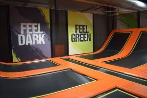 ump N Fun Air Limburg Trampolinpark Indoor Playground