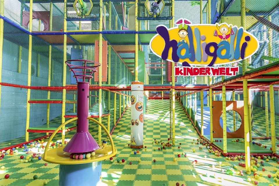 Halligalli Frankfurt Indoorspielplatz Contigo Indoortainment