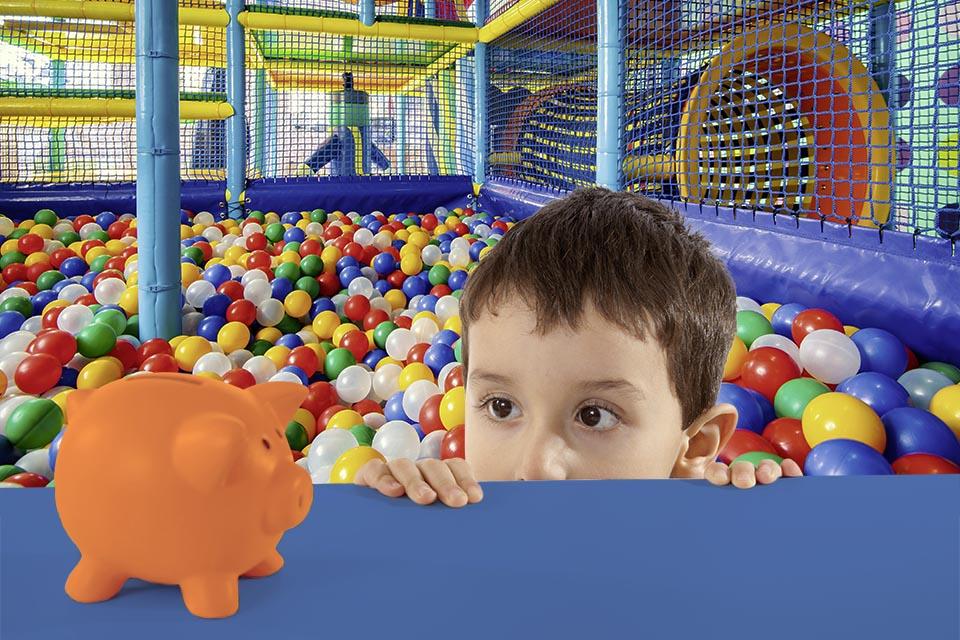 Kosten Indoorspielplatz gründen kaufen bauen Contigo Indoortainment