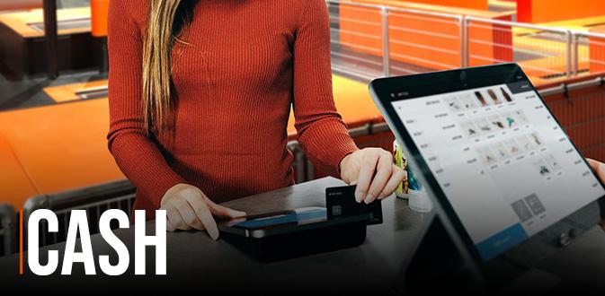 POS software cash system cashier indoor playground trampoline park contigo