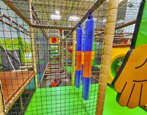 Geräte Indoorspielplatz klettern indoor contigo