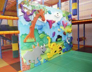Toddler Kleinkind Geräte Indoorspielplatz klettern indoor contigo