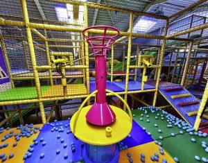 ballshooter Bällebad Geräte Indoorspielplatz klettern indoor contigo