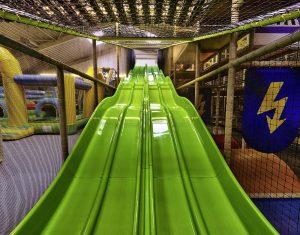 Rutsche Geräte Indoorspielplatz klettern indoor contigo