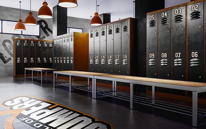 Ausstattung Indoorspielplatz Trampolinpark Indoortainment Contigo