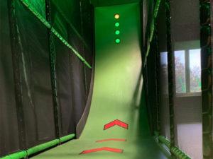 Tag Area Walkwall Indoortainment Trampolinpark Indoorpark Contigo