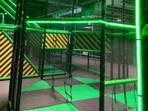 Tag Area Indoortainment Trampolinpark Hit It Indoorpark Contigo